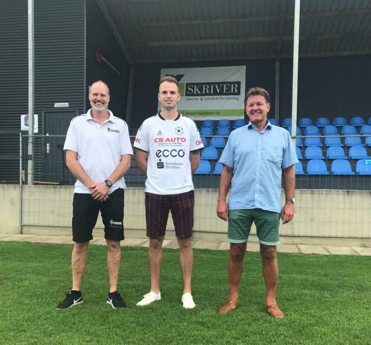 FC SYDVEST 05 TØNDER sikrer sig William Allin Møller