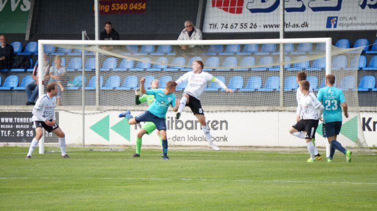 FC Sydvest jagter endnu mere af sejrens sødme mod Vejgaard