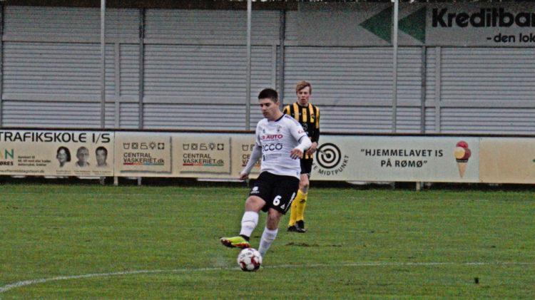 Nederlag trods fremragende anden halvleg. FCS tabte 0-2 til topholdet Århus Fremad