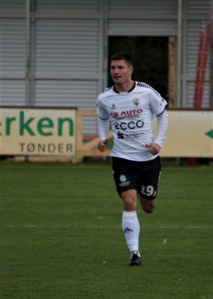 Ardit Murati kom til FC Sydvest da ambitioner og uddannelse gik op i en højere enhed