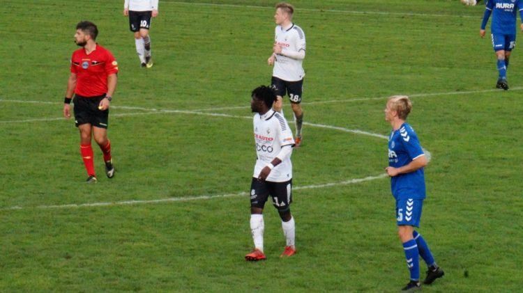 Hårdt spil i Pandrup gav sejr til Jammerbugt FC på 4-0 over FC Sydvest