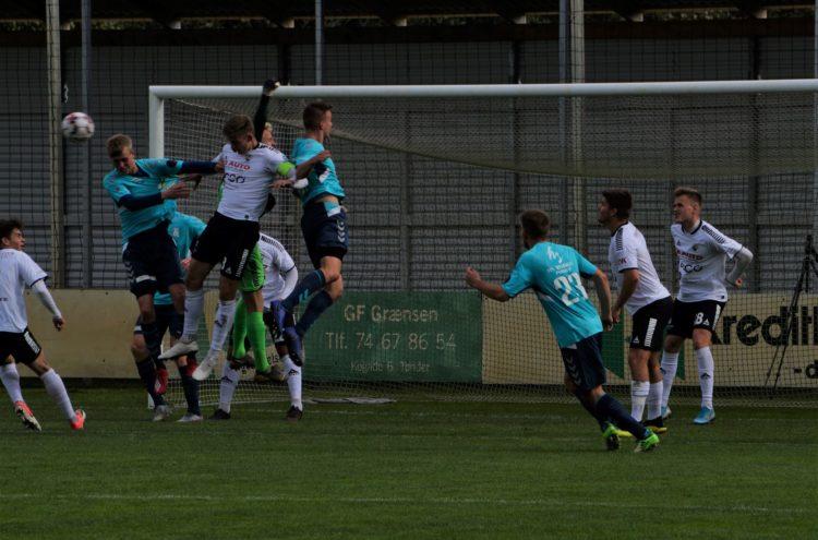 FC Sydvest slår Vejgaard 3-1 efter flot indsats