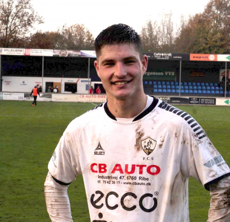 Stortalentet Ardit Murati hos FC Sydvest er udtaget til det albanske ungdomslandshold