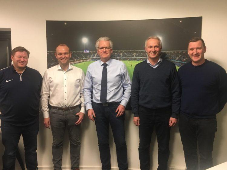 Jørgen og Flemming trapper ned i FC Sydvest 05 Tønder
