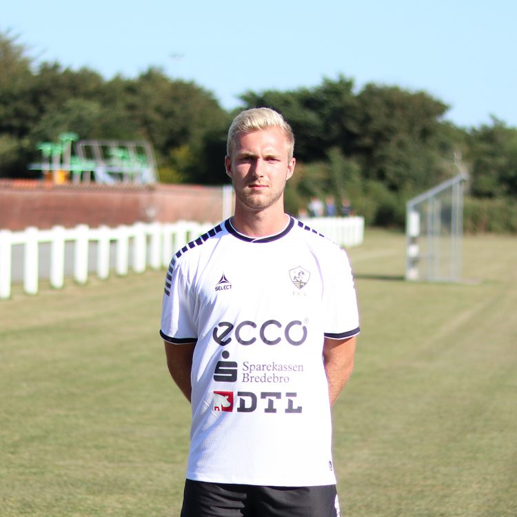 David Easter forlænger med FC Sydvest 05 Tønder