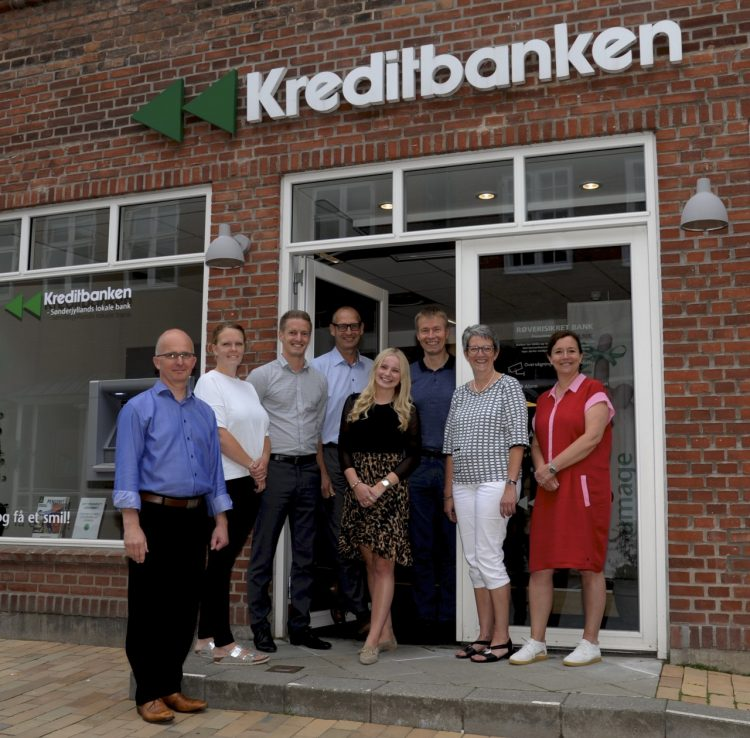 BankParken-projektet har vist sin bæredygtighed
