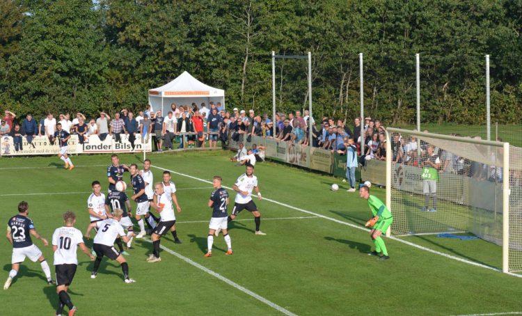 FC Sydvest05 Tønder på direkte tv i DR