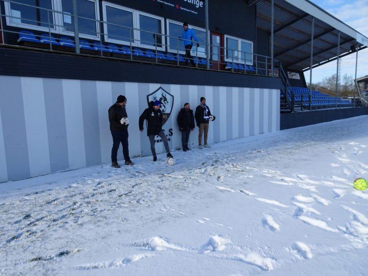 Tønder SF-Fodbold og FC Sydvest 05 Tønder i et fælles fodbold- samarbejde