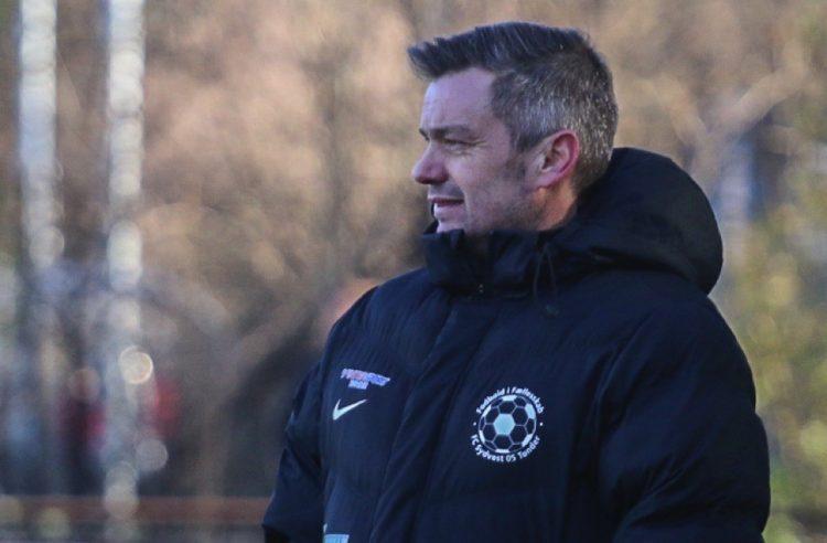 Carsten Jørgensen bliver ny sportschef i FC Sydvest 05 Tønder