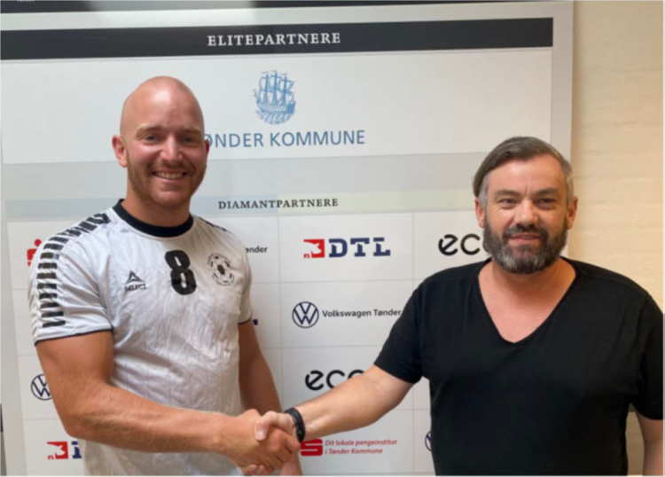 FC Sydvest 05 Tønder indgår aftale med Rasmus Hoeg