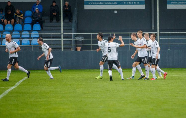 FC Sydvest 05 Tønder spillede uafgjort